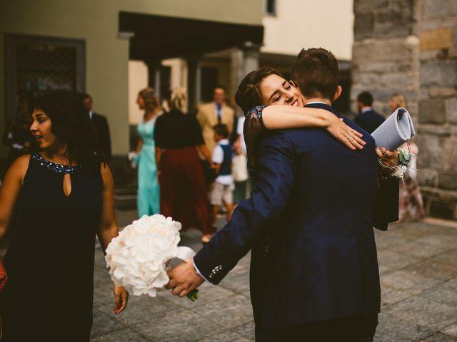 Il matrimonio di Matteo e Katrin a Busto Arsizio, Varese 21