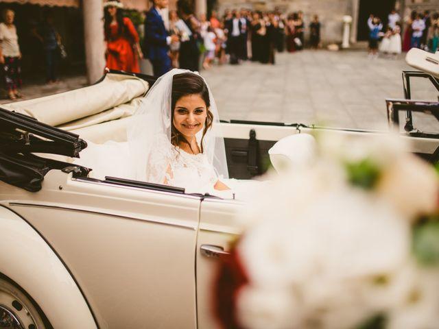 Il matrimonio di Matteo e Katrin a Busto Arsizio, Varese 22