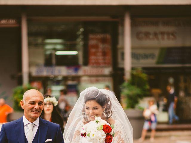 Il matrimonio di Matteo e Katrin a Busto Arsizio, Varese 23