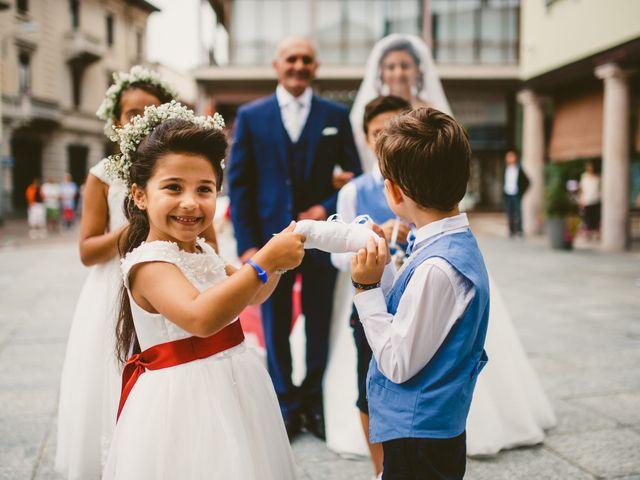Il matrimonio di Matteo e Katrin a Busto Arsizio, Varese 24