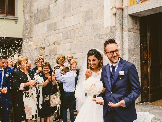 Il matrimonio di Matteo e Katrin a Busto Arsizio, Varese 35