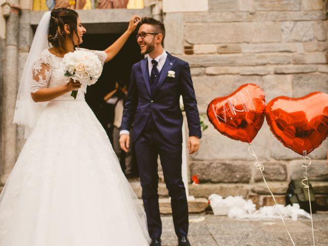 Il matrimonio di Matteo e Katrin a Busto Arsizio, Varese 36