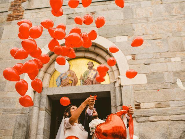 Il matrimonio di Matteo e Katrin a Busto Arsizio, Varese 37