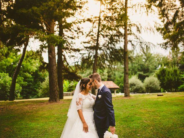 Il matrimonio di Matteo e Katrin a Busto Arsizio, Varese 51