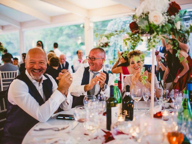 Il matrimonio di Matteo e Katrin a Busto Arsizio, Varese 69