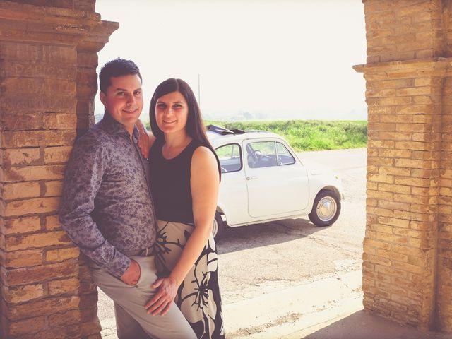Il matrimonio di Stefano e Lucia a Vasto, Chieti 4