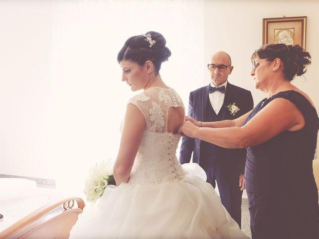 Il matrimonio di Stefano e Lucia a Vasto, Chieti 17