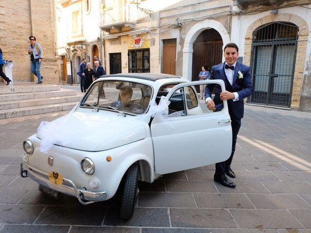 Il matrimonio di Stefano e Lucia a Vasto, Chieti 25