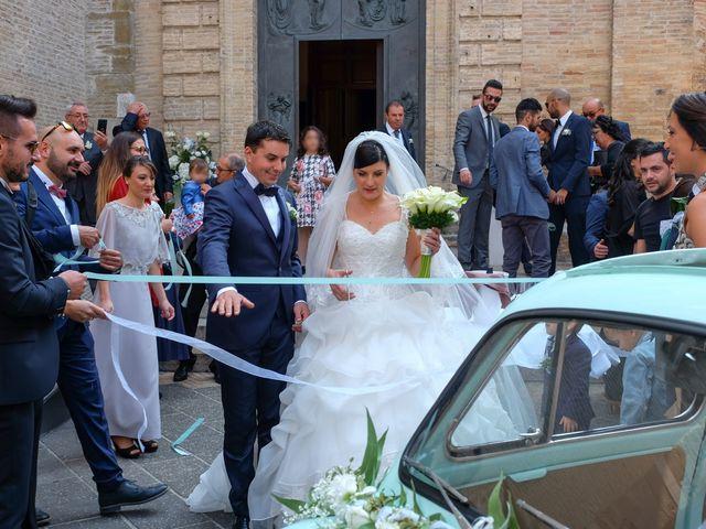 Il matrimonio di Stefano e Lucia a Vasto, Chieti 40