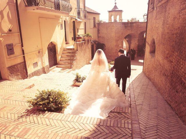 Il matrimonio di Stefano e Lucia a Vasto, Chieti 41