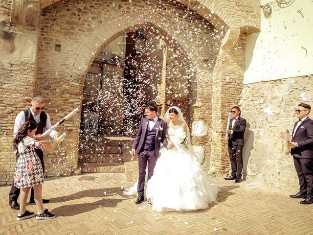 Il matrimonio di Stefano e Lucia a Vasto, Chieti 42