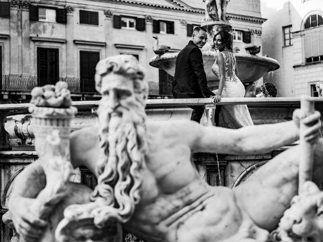 Il matrimonio di Ruggero e Roberta a Palermo, Palermo 9