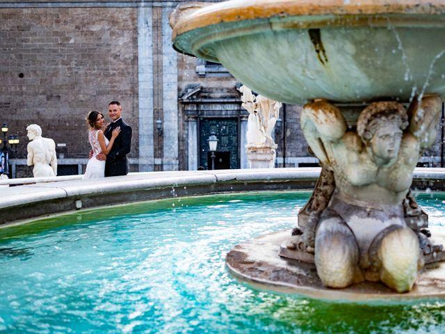 Il matrimonio di Ruggero e Roberta a Palermo, Palermo 10