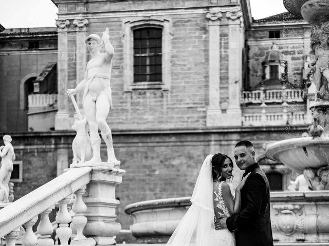 Il matrimonio di Ruggero e Roberta a Palermo, Palermo 11