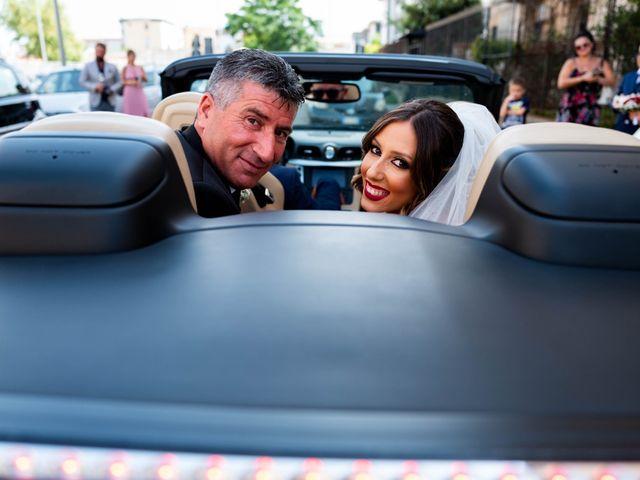 Il matrimonio di Ruggero e Roberta a Palermo, Palermo 20