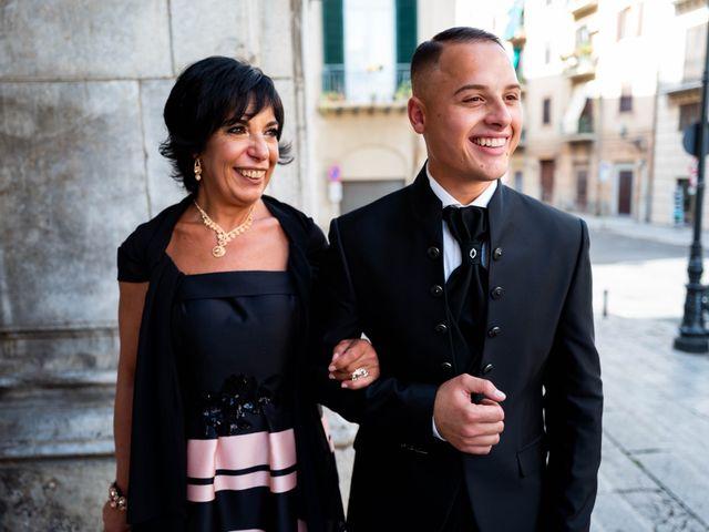 Il matrimonio di Ruggero e Roberta a Palermo, Palermo 21