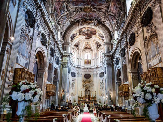 Il matrimonio di Ruggero e Roberta a Palermo, Palermo 22
