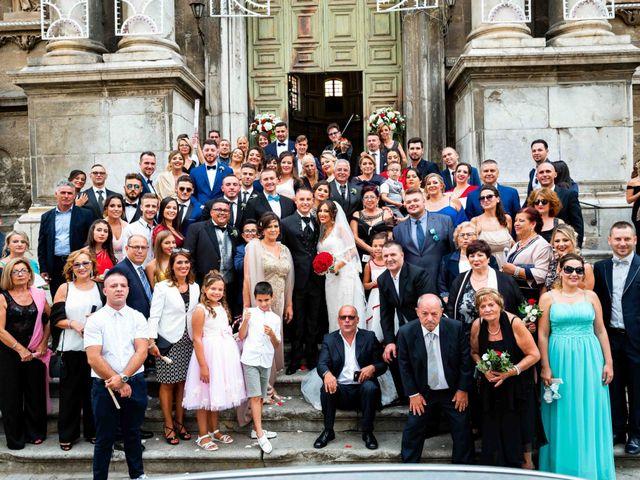 Il matrimonio di Ruggero e Roberta a Palermo, Palermo 23