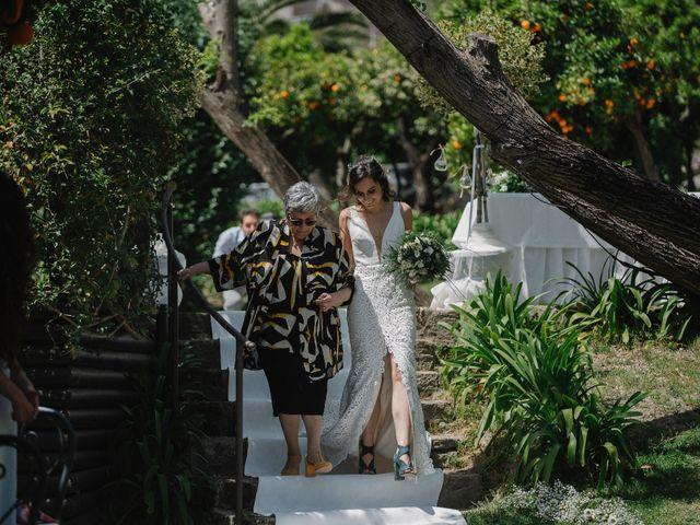 Il matrimonio di Marco e Oriana a Napoli, Napoli 2