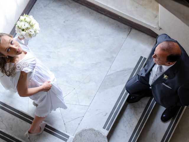 Il matrimonio di Ugo e Maria a Catania, Catania 15