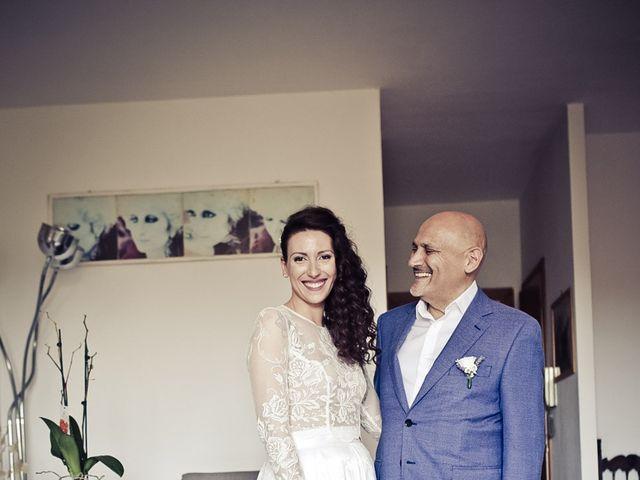 Il matrimonio di Fabrizio e Claudia a Roma, Roma 7
