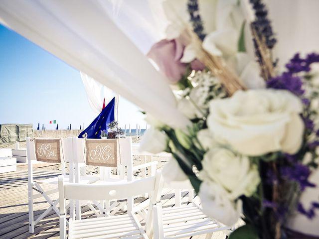 Il matrimonio di Fabrizio e Claudia a Roma, Roma 8