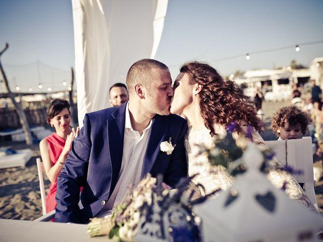 Il matrimonio di Fabrizio e Claudia a Roma, Roma 20
