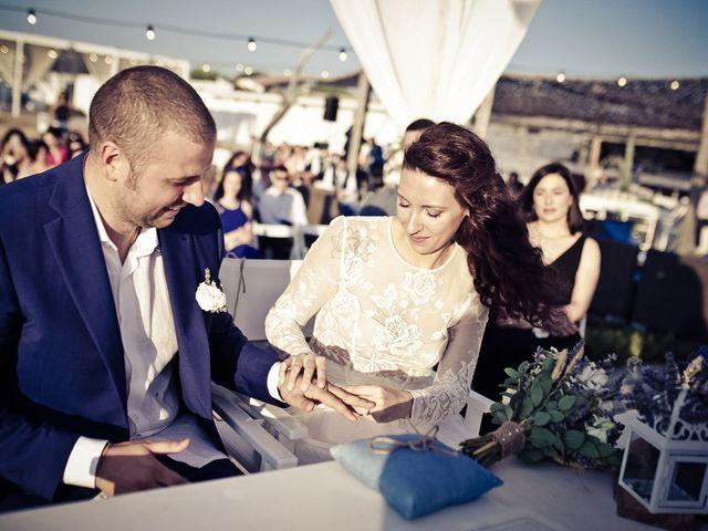 Il matrimonio di Fabrizio e Claudia a Roma, Roma 22
