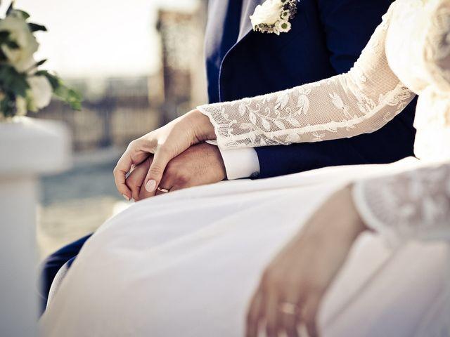 Il matrimonio di Fabrizio e Claudia a Roma, Roma 23