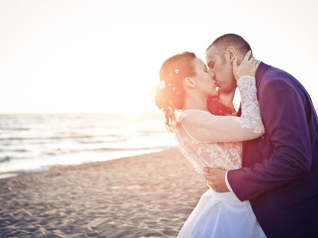 Il matrimonio di Fabrizio e Claudia a Roma, Roma 30