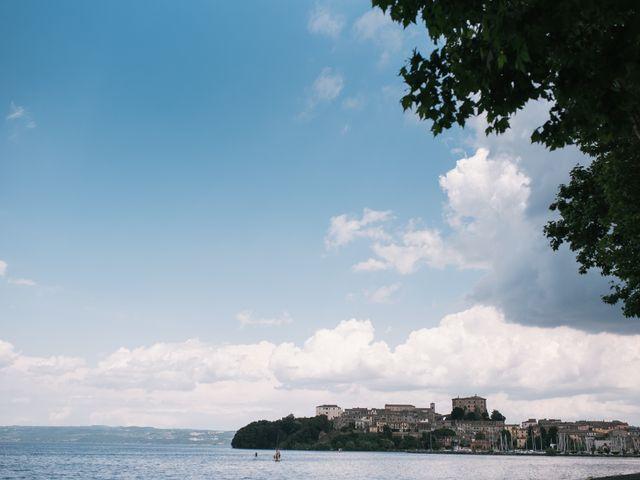 Il matrimonio di Mauruzio e Nicoletta a Capodimonte, Viterbo 2