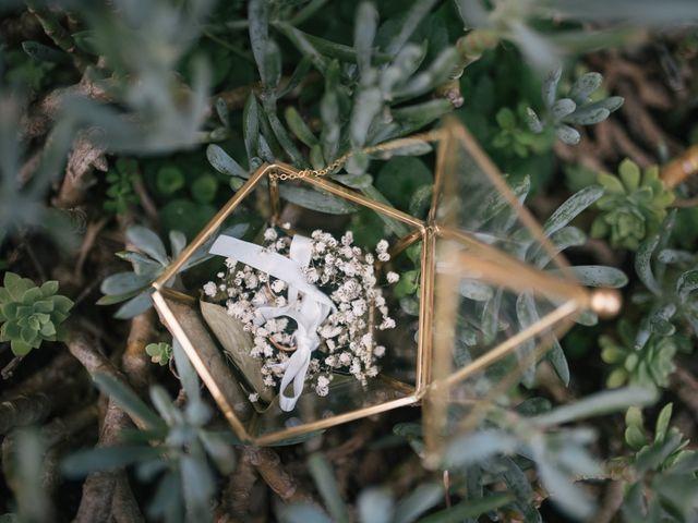 Il matrimonio di Mauruzio e Nicoletta a Capodimonte, Viterbo 4