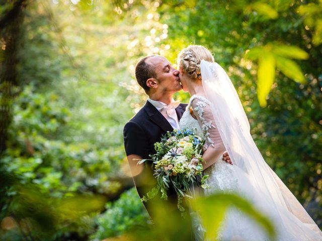 Le nozze di Christine e Massimo