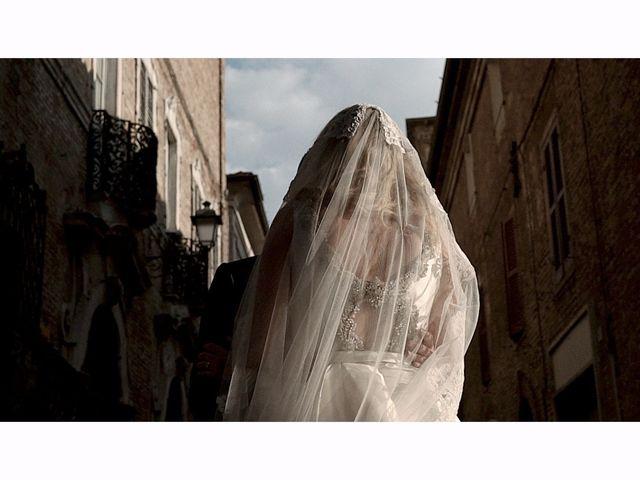 Il matrimonio di Giuseppe e Sara a Ostra, Ancona 10
