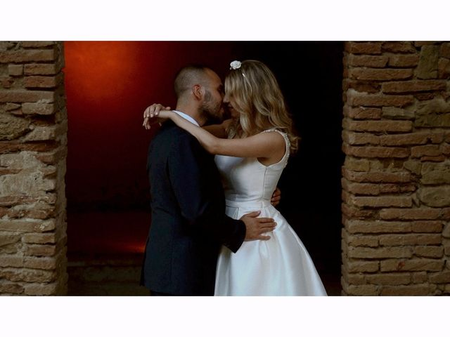 Il matrimonio di Giuseppe e Sara a Ostra, Ancona 11