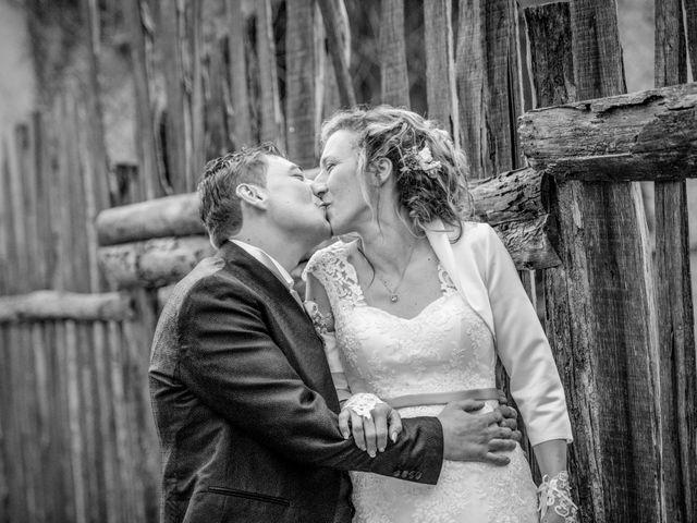 Il matrimonio di Cristiano e Francesca a Fonte Nuova, Roma 1