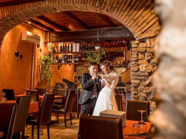 Il matrimonio di Cristiano e Francesca a Fonte Nuova, Roma 5