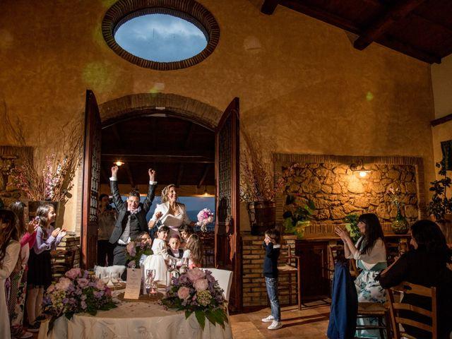 Le nozze di Francesca e Cristiano