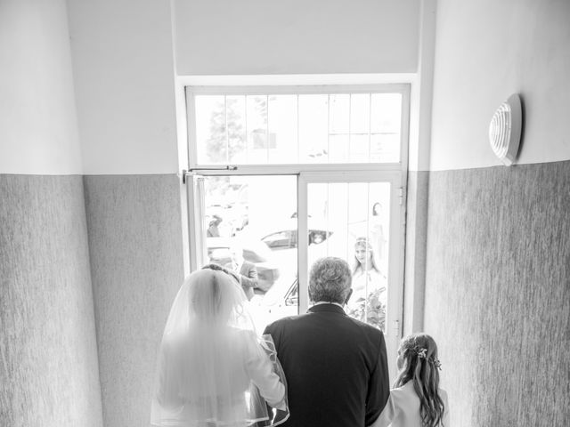 Il matrimonio di Cristiano e Francesca a Fonte Nuova, Roma 7