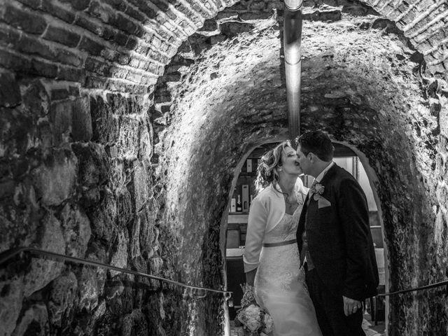 Il matrimonio di Cristiano e Francesca a Fonte Nuova, Roma 15