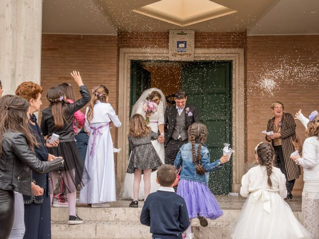 Il matrimonio di Cristiano e Francesca a Fonte Nuova, Roma 17