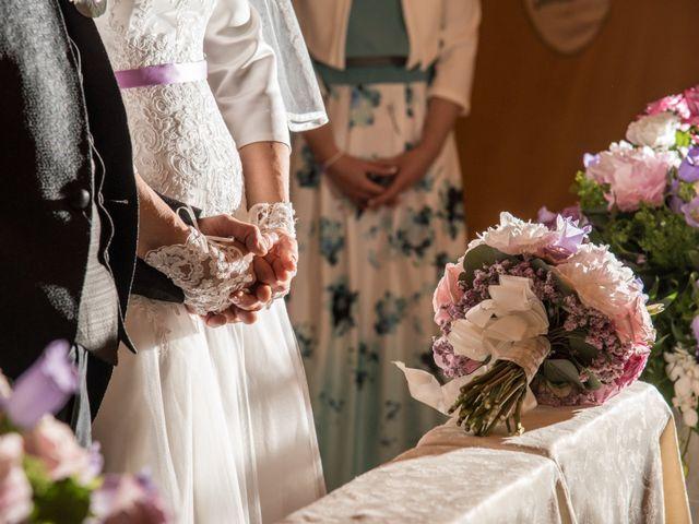 Il matrimonio di Cristiano e Francesca a Fonte Nuova, Roma 19