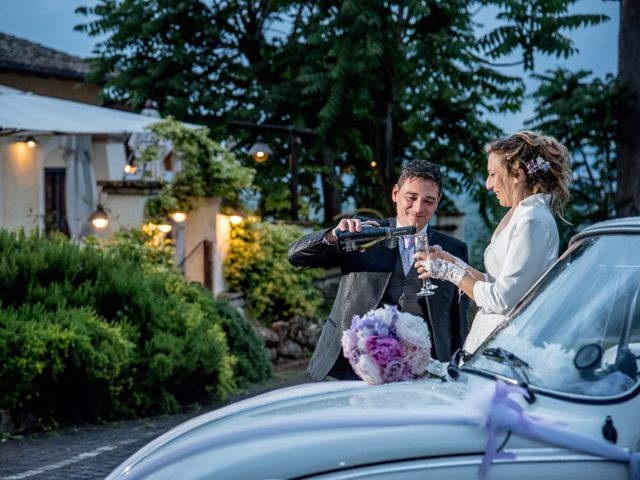 Il matrimonio di Cristiano e Francesca a Fonte Nuova, Roma 23