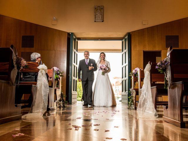 Il matrimonio di Cristiano e Francesca a Fonte Nuova, Roma 28