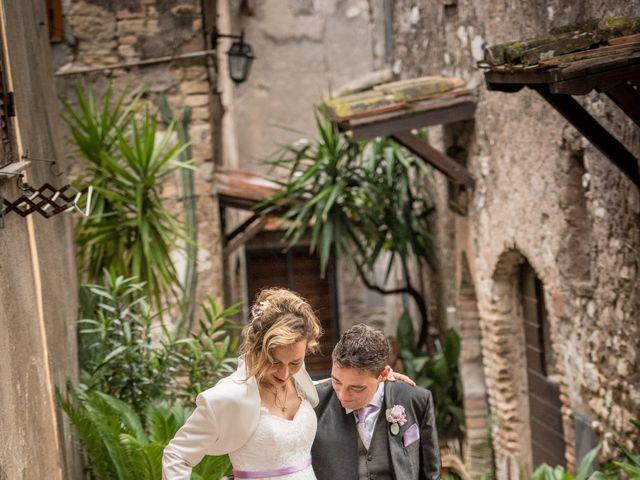 Il matrimonio di Cristiano e Francesca a Fonte Nuova, Roma 34