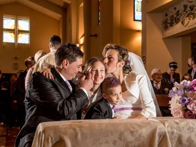 Il matrimonio di Cristiano e Francesca a Fonte Nuova, Roma 37