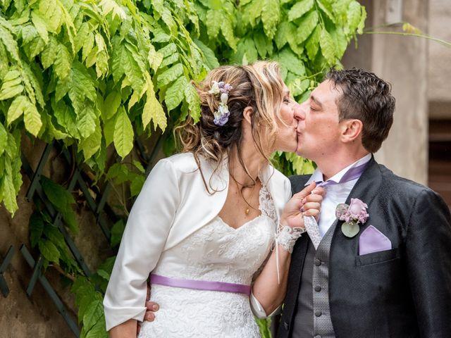 Il matrimonio di Cristiano e Francesca a Fonte Nuova, Roma 38