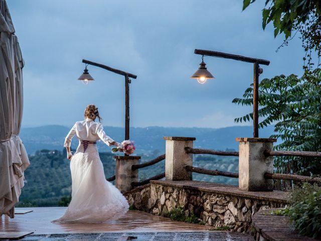 Il matrimonio di Cristiano e Francesca a Fonte Nuova, Roma 40