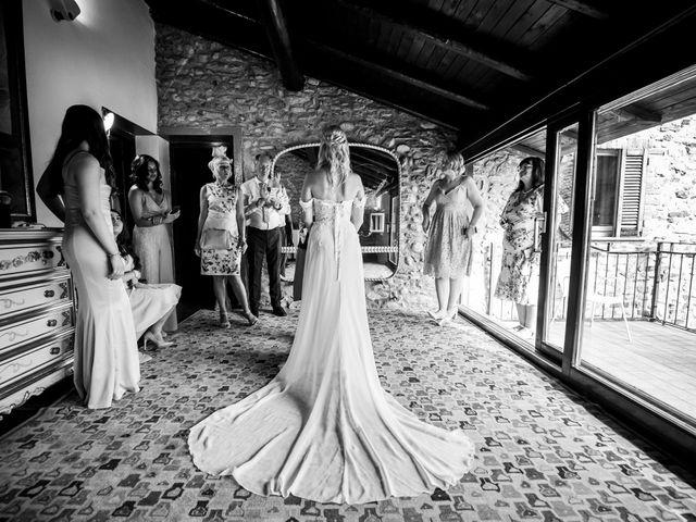 Il matrimonio di Marcello e Jessica a Montorfano, Como 18
