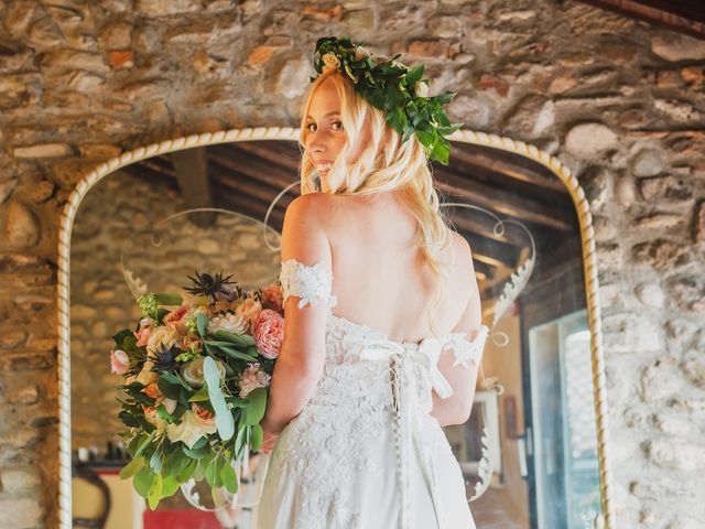 Il matrimonio di Marcello e Jessica a Montorfano, Como 20